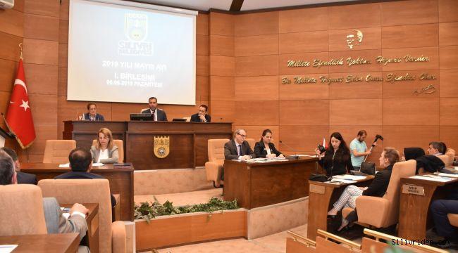 Mayıs Ayı Meclisi II. Birlesşimi Yarın Gercekleştirilecek