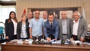 Silivri Belediyesi İle Tüm Yerel-Sen Sözleşme İmzaladı