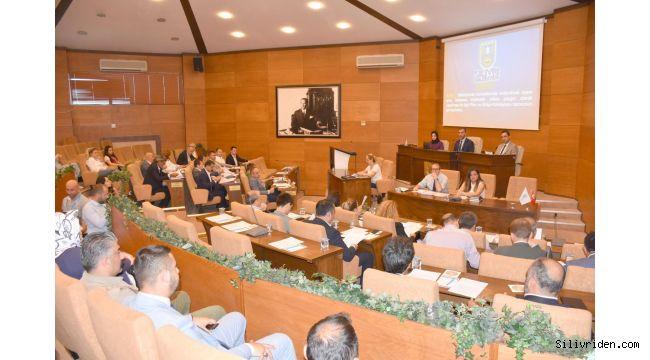 Haziran meclisi ikinci birleşimi gerçekleştirildi