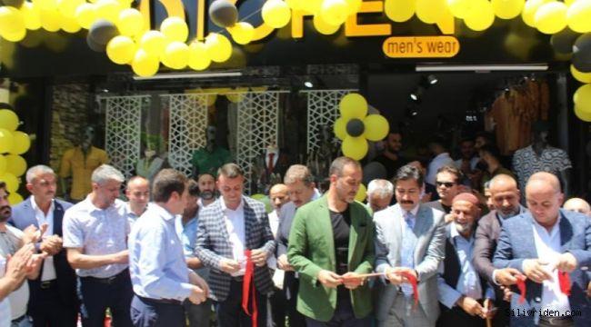 Open Men's Wear Silivri'de açıldı
