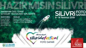 Silivri Belediyesi foto safari başlıyor