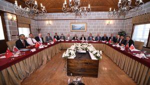 Başkan Yılmaz TBB Encümen Toplantısına katıldı
