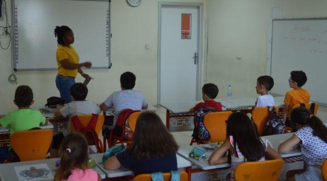 Çizgi Koleji Yaz Okulu devam ediyor