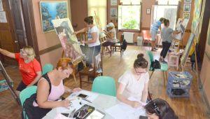Kültür Merkezi yaz dönemi kursları devam ediyor