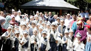 Silivri Belediyesi 151 çocuğu sünnet ettirdi