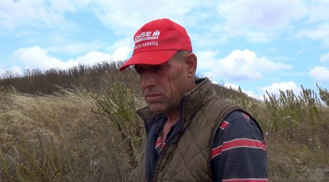Silivrili çiftçi traktörü için çare arıyor