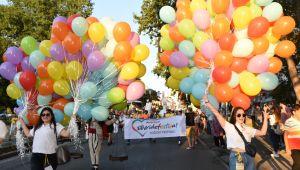 Yoğurt Festivali'ne renkli kortej