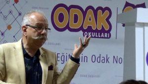 Prof. Dr. Özyaral, Odak Okulları'nda seminer verdi