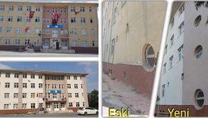Şehit Olcay Özcan Okulu'nda köklü değişim