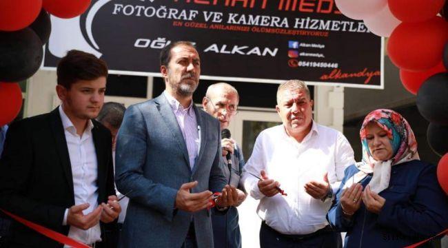 Alkan Medya Kamera Hizmetleri açıldı