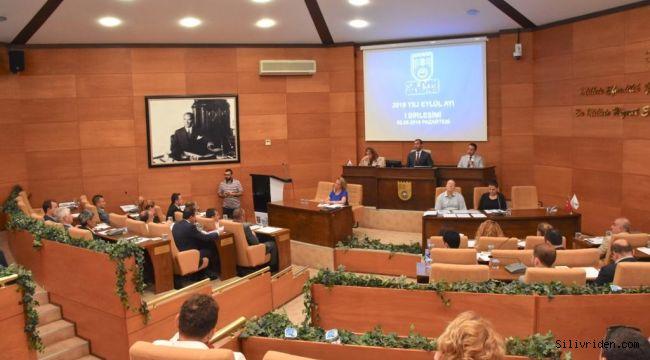 Eylül ayı 1. oturumu gerçekleştirildi