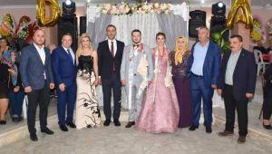 Ahmet ile Didem evlilik yolunda ilk adımı attı