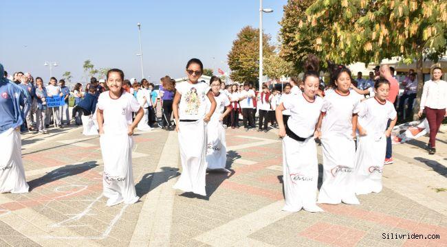 Dünya Yürüyüş Gününe özel etkinlik