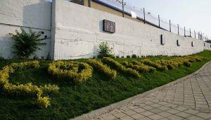 Sarten duvarları Atatürk fotoğraflarıyla donattı