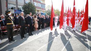Silivri'de 29 Ekim coşkuyla kutlandı