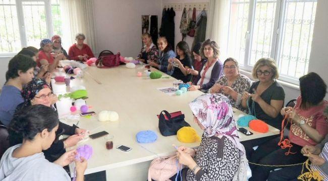 Silivrili kadınlar yeteneklerini keşfediyor