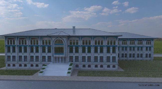 Jandarma Komutanlığı yeni bina ruhsatı onayladı
