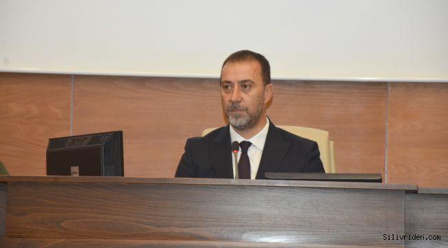 Kasım Ayı Meclisi oy birliği ile kabul edildi