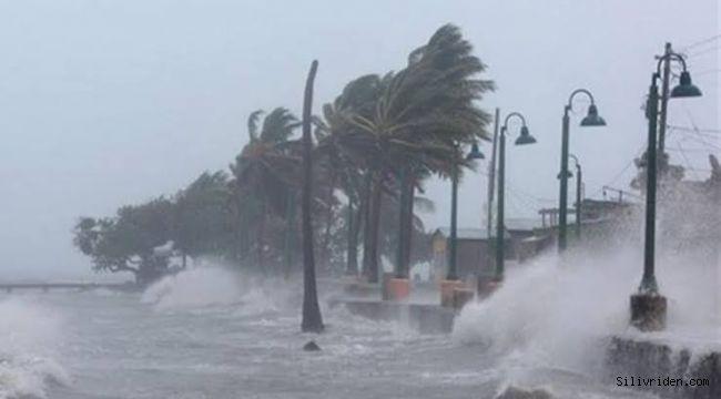 Meteoroloji uyardı: Fırtına 100 km'yi bulabilir