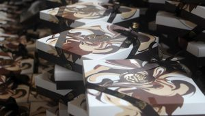 Silivri Çikolatacısı yoğun ilgiyle açıldı