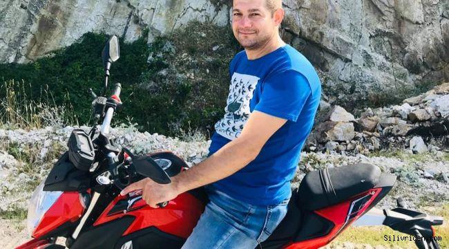 Silivri'de kamyonla motosiklet çarpıştı: 1 ölü