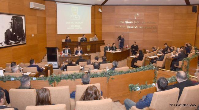 Ocak ayı meclisi 2. Birleşimi yarın