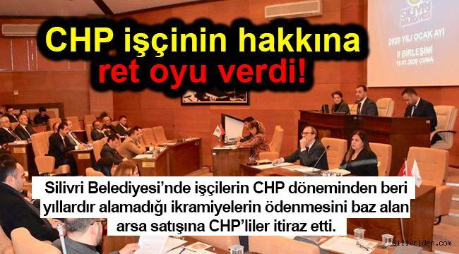 CHP'lilerin ödemediği işçilerin hakkını MHP'li başkan ödüyor