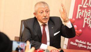 Amasya'da 14 Şubat'a özel festival