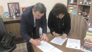 Ukrayna Harkov Tarım Üniversitesi ile iş birliği