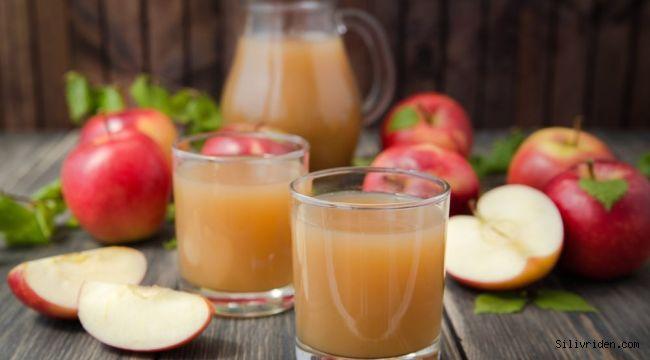 Elma suyunun faydaları