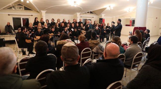 Kadıköy'de Türk Halk Müziği konseri