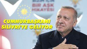 Cumhurbaşkanı Erdoğan, Silivri'ye geliyor
