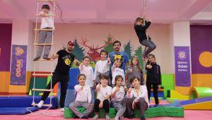 Odak Cimnastik Salonu Silivrililerin hizmetinde