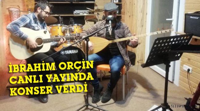 Silivri Belediyesi canlı yayın konserlerine başladı