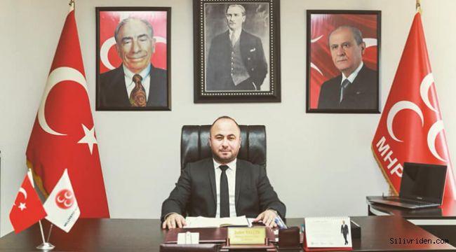 Yalçın: 23 Nisan tüm Dünya çocuklarına armağan edilen Türkiye'nin milli bir bayramıdır