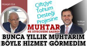 Muhtar Ece: