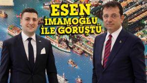 Berker Esen'in İBB temasları