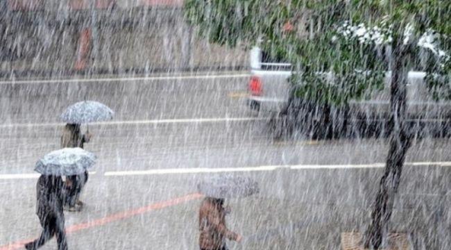 Dikkat! İstanbul için kuvvetli yağış uyarısı var