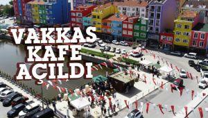 Silivri Belediyesi Vakkas Kafe açıldı