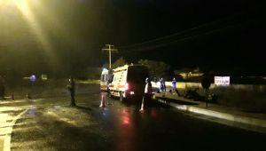 Silivri'de motosiklet kazası: 2 ölü