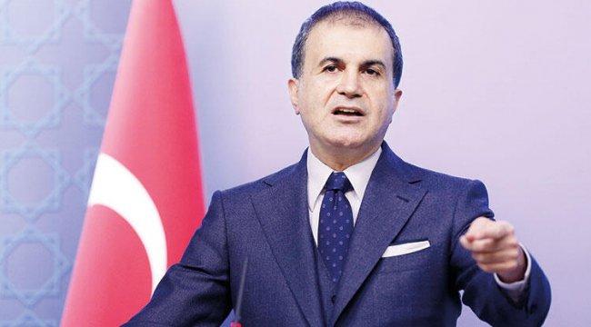 AK Parti'den 'hilafet' tepkisi: Cumhuriyet ilelebet payidar kalacak