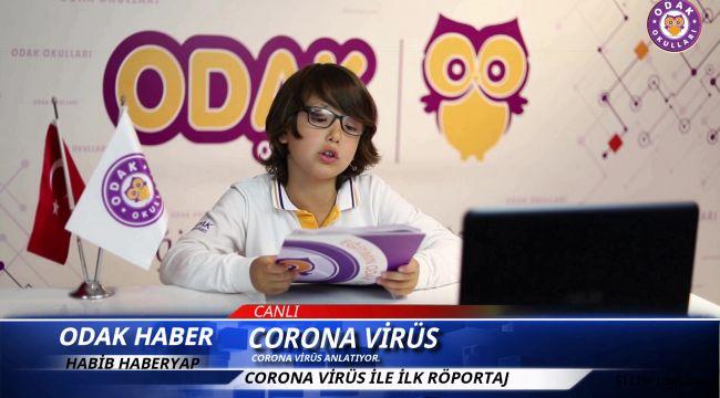 ODAK Öğrencisinden Korona Röportajı