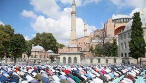 Ayasofya için İngilizce ve Türkçe tanıtım kitabı