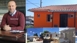 Kurfallı'ya Emin Ezel Gencoğlu Sağlık Evi