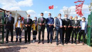 Büyükkılıçlı 112 Acil Servis İstasyonu törenle açıldı