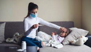 Corona virüs ve grip aynı anda ölüm riskini ikiye katlayabilir