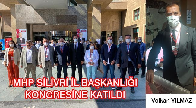 MHP Silivri İl Kongresinde oy kullandı