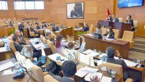 2021 yılı bütçesi oy çokluğu ile kabul edildi
