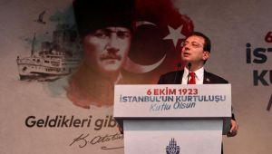"""İmamoğlu: """"Atatürk, bir ülkenin başına gelebilecek en güzel şey"""""""