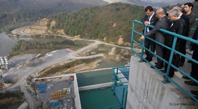 """İmamoğlu'ndan Melen Barajı gerçekleri: """"Ne olacağı belli değil"""""""